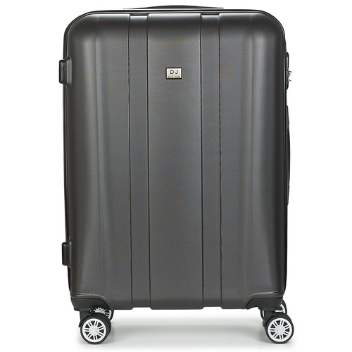 Bags Hard Suitcases David Jones CHAUVETTO 72L Grey