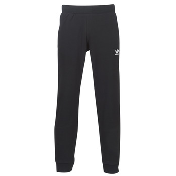 material Men Tracksuit bottoms adidas Originals TREFOIL PANT Black