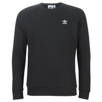 material Men sweaters adidas Originals ESSENTIAL CREW Black