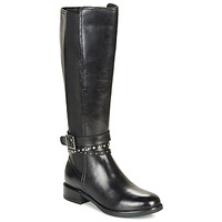 Shoes Women Boots André NUAGE Black