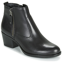 Shoes Women Ankle boots André MADRID Black