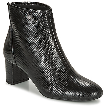 Shoes Women Ankle boots André LEADERS Black