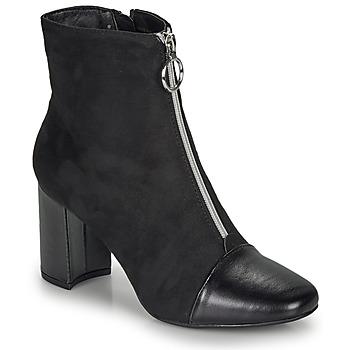 Shoes Women Ankle boots André LAOSA Black