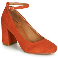 Shoes Women Court shoes André LAURIA Orange