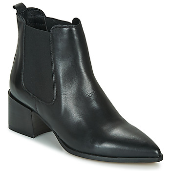 Shoes Women Mid boots André NINOU Black