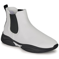 Shoes Women Mid boots André BILLIE White