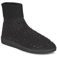 Shoes Women High top trainers André BAYA Black