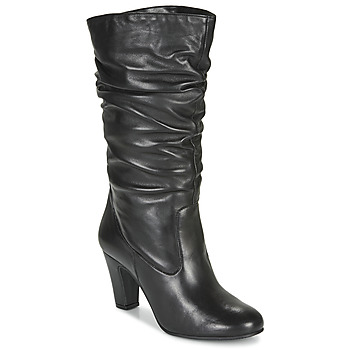 Shoes Women Mid boots André LALALY Black