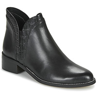 Shoes Women Mid boots André NATHO Black