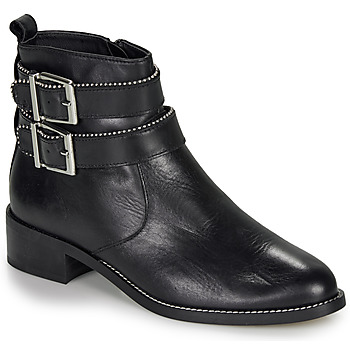Shoes Women Mid boots André LOTUS Black