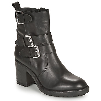 Shoes Women Mid boots André NASHUA Black