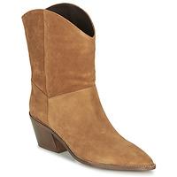 Shoes Women Ankle boots André MINNESOTA Camel