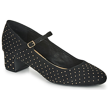 Shoes Women Ballerinas André LERNER Black