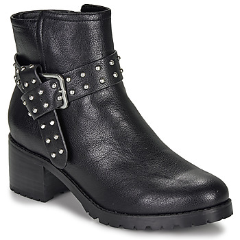 Shoes Women Mid boots André NILLA Black