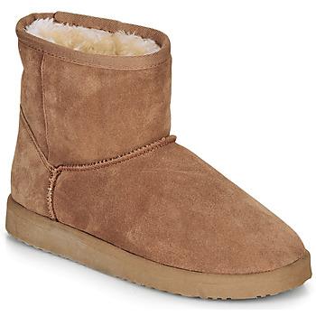 Shoes Women Mid boots André TOUSNOW Camel