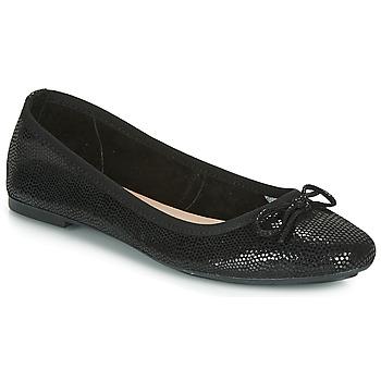 Shoes Women Ballerinas André PIETRA Black