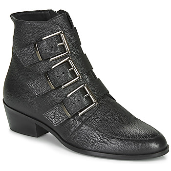 Shoes Women Mid boots André ERNA Black