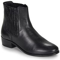 Shoes Women Mid boots André ECUME Black