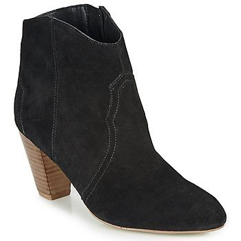 Shoes Women Ankle boots André ETOILA Black