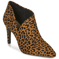 Shoes Women Ankle boots André LYNA Leopard