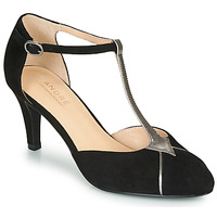 Shoes Women Court shoes André LOUCIANE Black