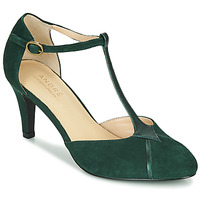 Shoes Women Court shoes André LOUCIANE Green
