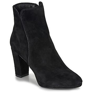 Shoes Women Boots André LEGENDAIRE Black