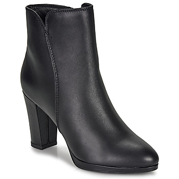 Shoes Women Ankle boots André LEGENDAIRE Black