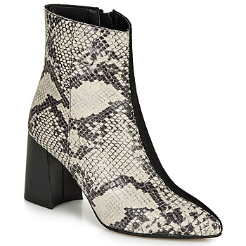 Shoes Women Ankle boots André L'INSOUCIANTE Black