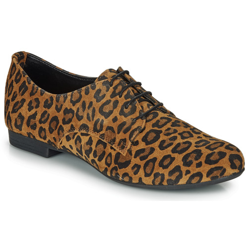 Shoes Women Derby shoes André CAMARADE Leopard