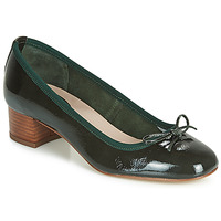Shoes Women Ballerinas André POEME Green