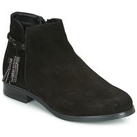 Shoes Women Mid boots André MILOU Black