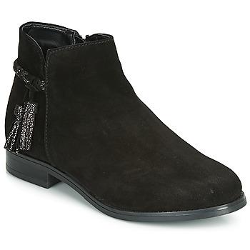 Shoes Women Mid boots André MILOU Black
