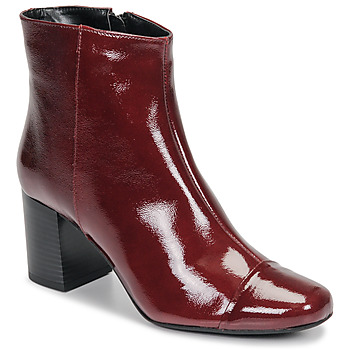 Shoes Women Ankle boots André LANA Red