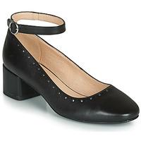 Shoes Women Ballerinas André LAUREATE Black