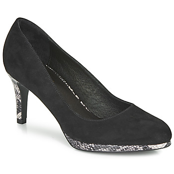 Shoes Women Court shoes André CRYSTAL Black / Motif