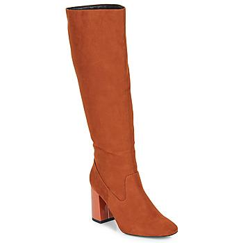 Shoes Women Boots André LUXURY Orange