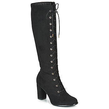 Shoes Women Boots André LUCETTE Black