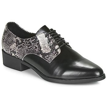 Shoes Women Derby shoes André NOUGATINE Black / Motif