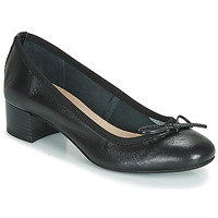Shoes Women Ballerinas André POEME Black