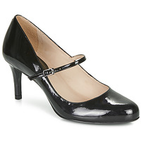 Shoes Women Court shoes André LUCIOLE Black / Varnish
