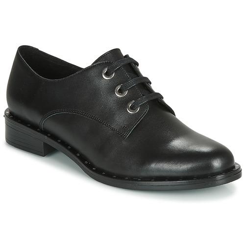 Shoes Women Derby shoes André NEWCASTLE Black