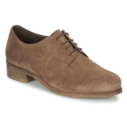 Shoes Women Derby shoes André LOUKOUM Brown