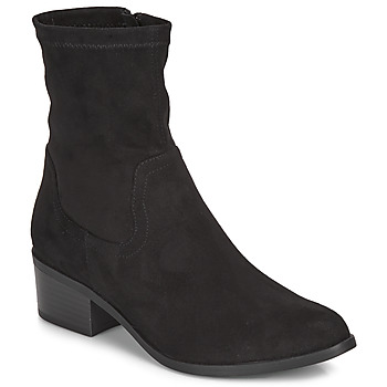 Shoes Women Mid boots André NITOUCHE Black