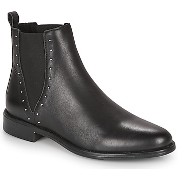 Shoes Women Mid boots André NOTTING HILL Black