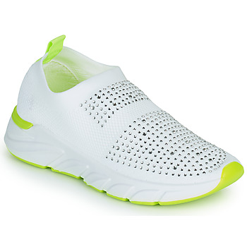 Shoes Women Low top trainers André BERLINA White