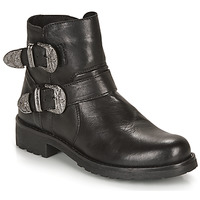 Shoes Women Mid boots André NORCROSS Black