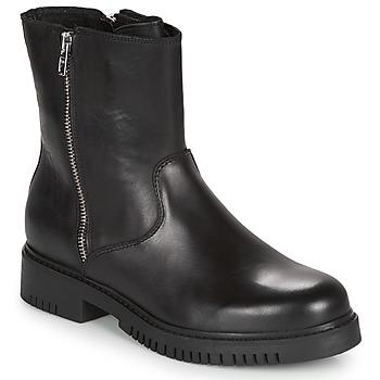 Shoes Women Mid boots André NICCOLO Black