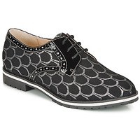 Shoes Women Derby shoes André DERIVEUR Silver