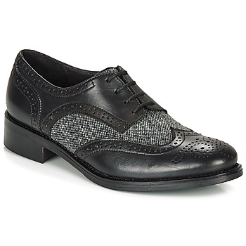 Shoes Women Derby shoes André EGLANTINE Black